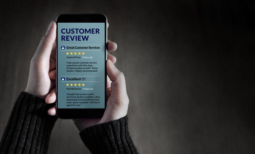 Customer Review in Leeds