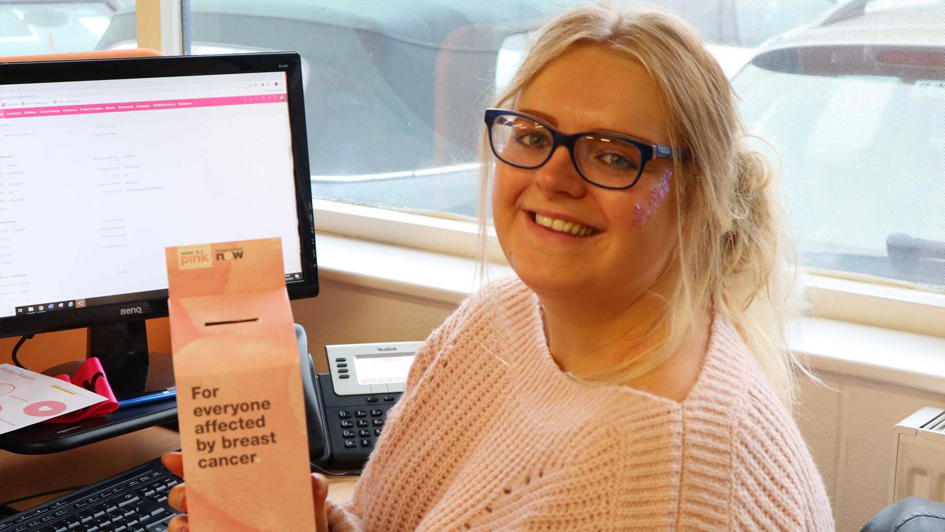 Wear it Pink at Leedsmoneyman | Mortgage Broker